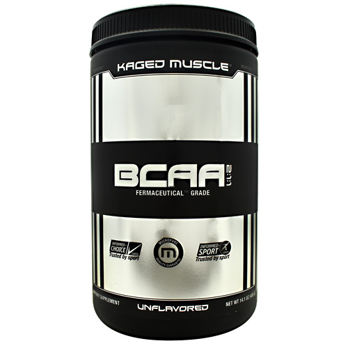 Kaged Muscle BCAA 2:1:1 - Unflavored - 72 ea