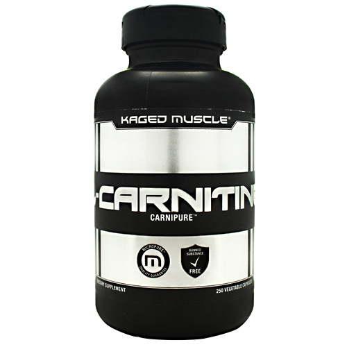 Kaged Muscle Carnipure L-Carnitine - 250 ea