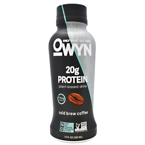 Only What You Need Protein Drink - Cold Brew Coffee - 12 ea