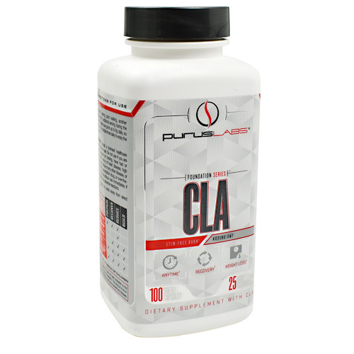 Purus Labs Foundation Series CLA - 100 ea