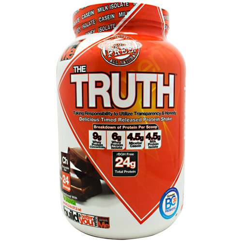 Muscle Elements The Truth - Chocolate bar - 2.3 lbs