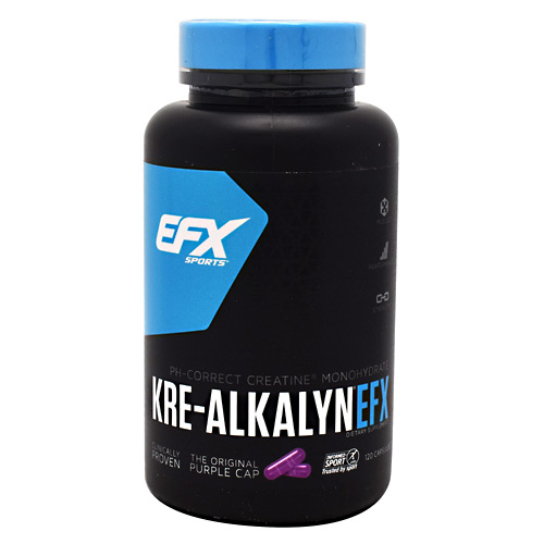 EFX Sports Kre-Alkalyn EFX - 120 ea