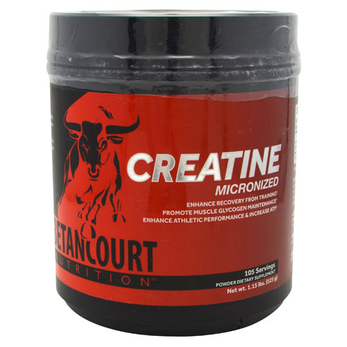 Betancourt Nutrition Creatine Micronized - 525 g