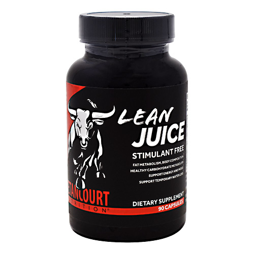 Betancourt Nutrition Lean Juice - 90 ea