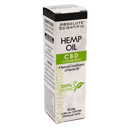 Absolute Nutrition CBD - 300 mg