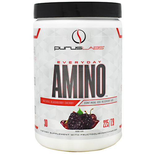 Purus Labs Everyday Amino - Blackberry Cherry - 30 ea