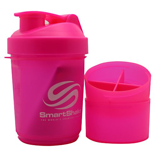 Smart Shake Shaker Cup - Neon Pink - 20 oz