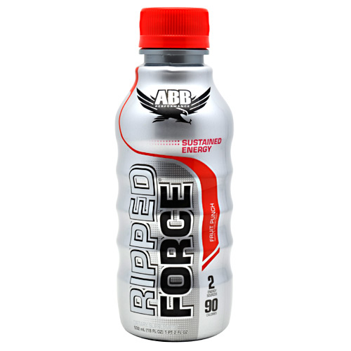 ABB Ripped Force - Fruit Punch - 12 ea