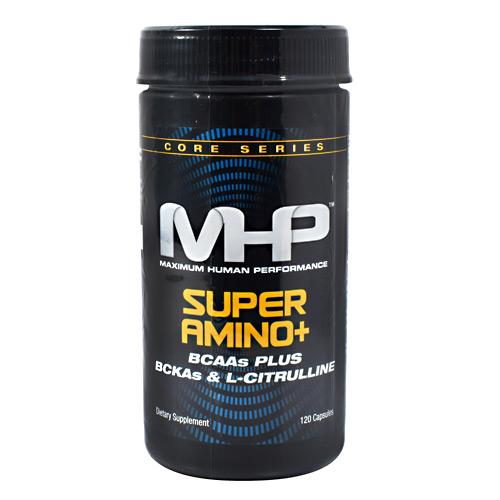 MHP Core Series Super Amino + - 120 ea