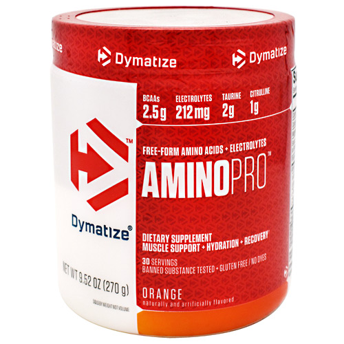 Dymatize AminoPro - Orange - 30 ea