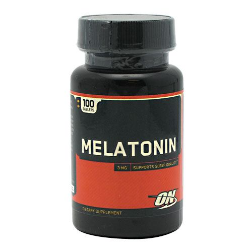Optimum Nutrition Melatonin - 100 ea