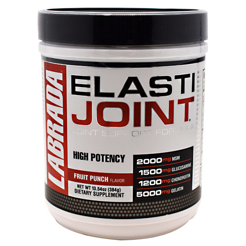 Labrada Nutrition ElastiJoint - Fruit Punch - 30 ea