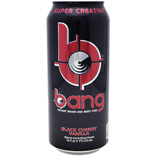 VPX Bang - Black Cherry Vanilla - 12 ea