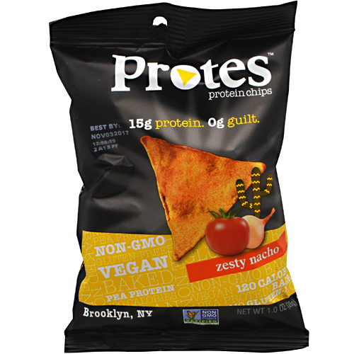 Protes Protein Chips - Zesty Nacho - 24 ea