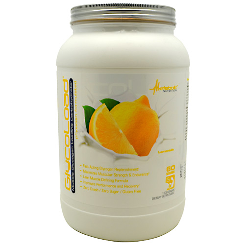 Metabolic Nutrition GlycoLoad - Lemonade - 1200 g