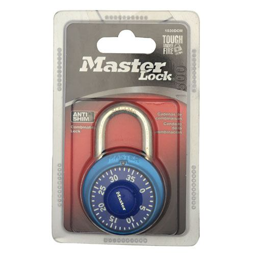 Master Lock Fusion Combination Lock - 1 ea