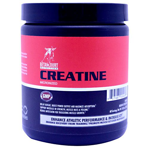 Betancourt Nutrition Creatine Micronized - 300 g
