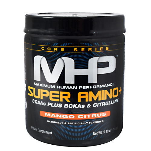 MHP Core Series Super Amino + - Mango Citrus - 30 ea