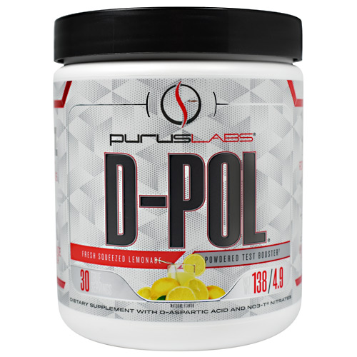 Purus Labs D-POL - Fresh Squeezed Lemonade - 30 ea