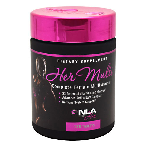 NLA For Her Her Multi - 120 ea