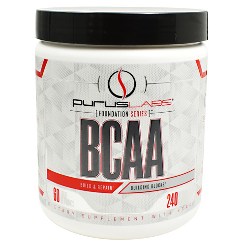Purus Labs Foundation Series BCAA - 240 ea