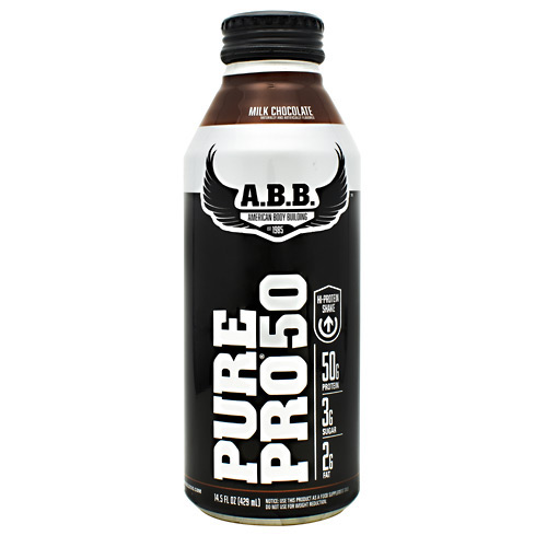 ABB Pure Pro 50 - Milk Chocolate - 12 ea