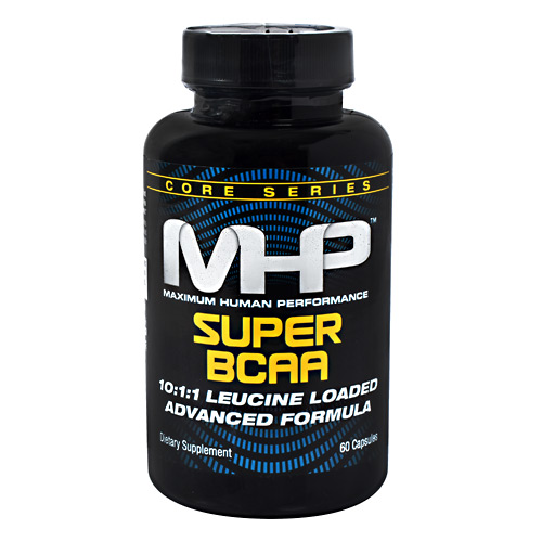 MHP Core Series Super BCAA - 60 ea