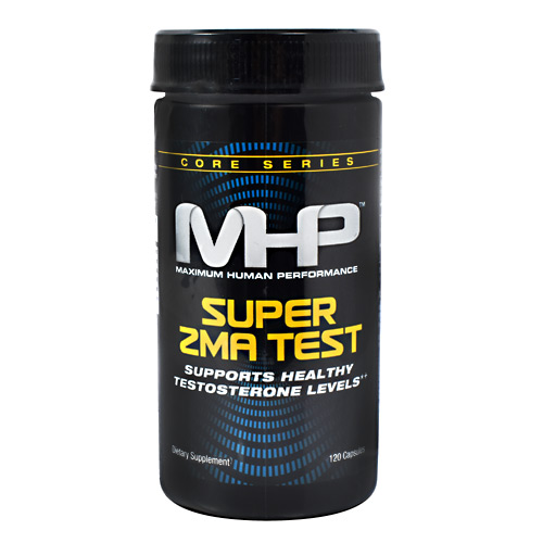 MHP Core Series Super ZMA Test - 120 ea