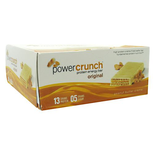 Power Crunch Power Crunch - Peanut Butter Creme - 12 ea