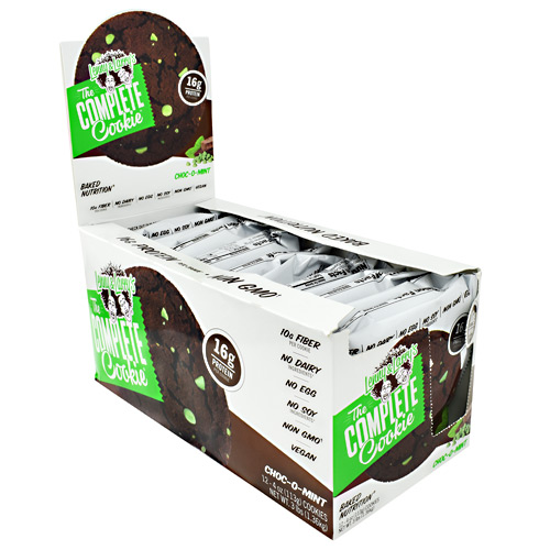 Lenny & Larrys The Complete Cookie - Choc-O-Mint - 12 ea