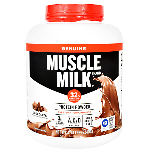 Cytosport Genuine Muscle Milk - Chocolate - 4.94 lb