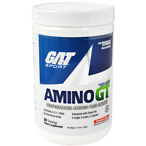 GAT Amino GT - Strawberry Kiwi - 30 ea
