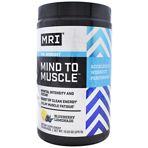 MRI Mind To Muscle - Blueberry Lemonade - 25 ea