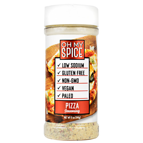 Oh My Spice, LLC Oh My Spice - Pizza Seasoning - 5 oz