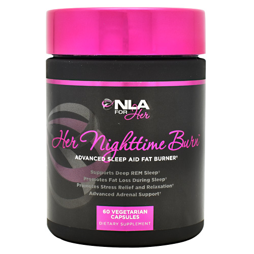 NLA For Her Her Nighttime Burn - 60 ea