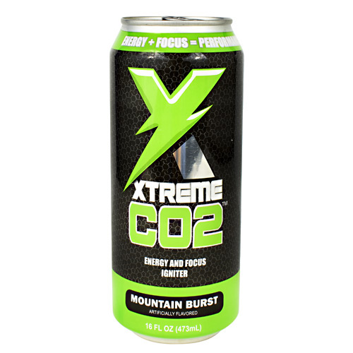 ANSI Xtreme CO2 - Mountain Burst - 12 ea