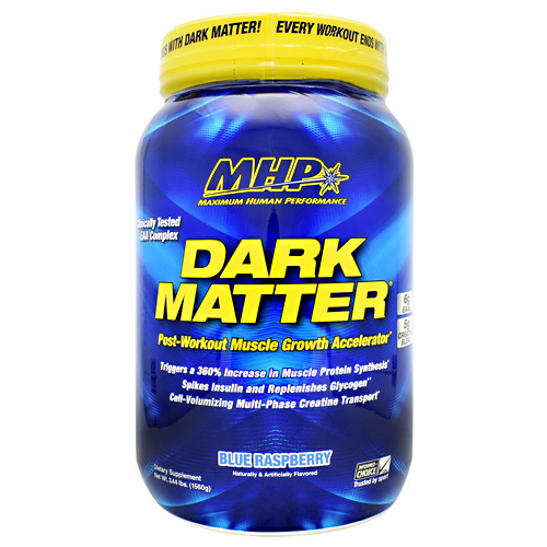MHP Dark Matter - Blue Rasberry - 20 ea