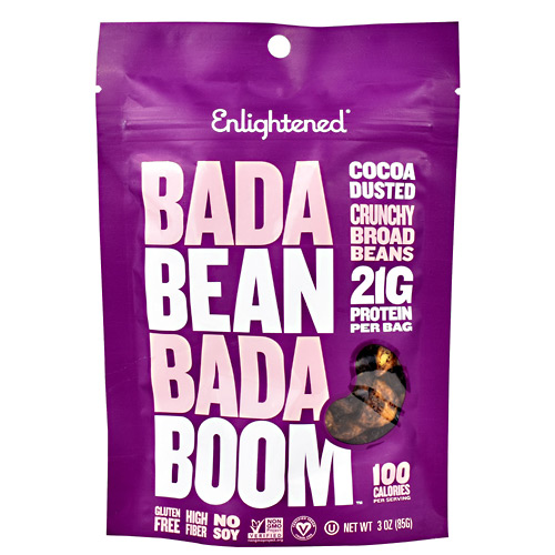 Beyond Better Foods Enlightened Bada Bean Bada Boom - Cocoa Dusted - 6 ea
