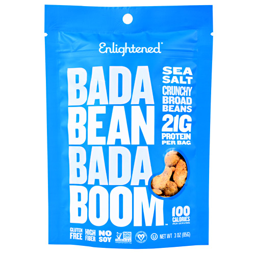 Beyond Better Foods Enlightened Bada Bean Bada Boom - Sea Salt - 6 ea