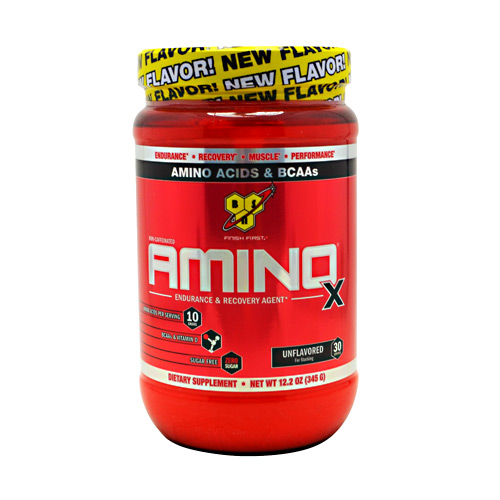 BSN Amino X - Unflavored - 30 ea