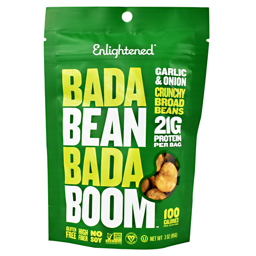 Beyond Better Foods Bada Bean Bada Boom - Garlic and Onion - 6 ea