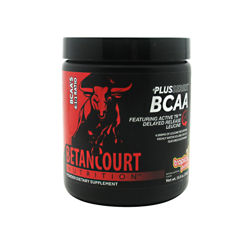 Betancourt Nutrition Plus Series BCAA - Tropical Punch - 10 oz