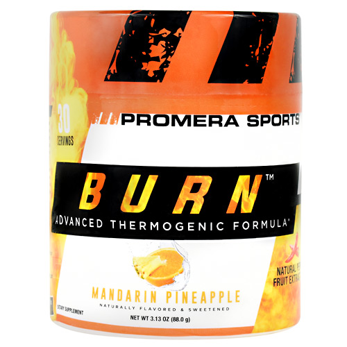 ProMera Burn - Mandarin Pineapple - 30 ea