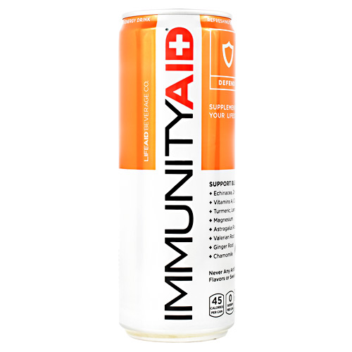 Lifeaid Beverage Company ImmunityAid - 12 ea