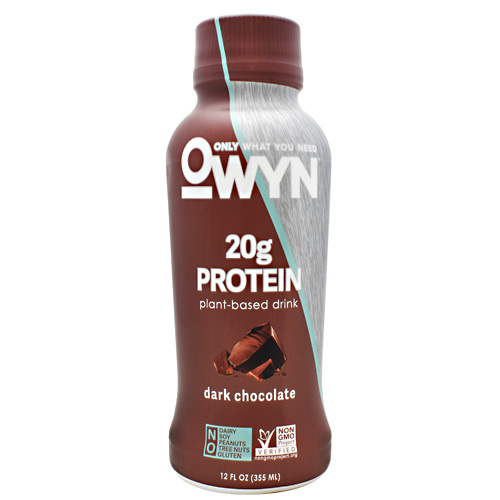 Only What You Need Protein Drink - Dark Chocolate - 12 ea