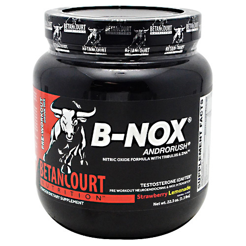 Betancourt Nutrition B-Nox - Strawberry Lemonade - 35 ea