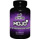 M4 Nutrition Mojo - 90 caps - Testosterone Support