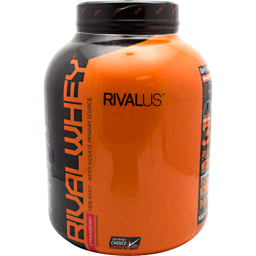 Rivalus Rival Whey - Strawberry - 5 lbs