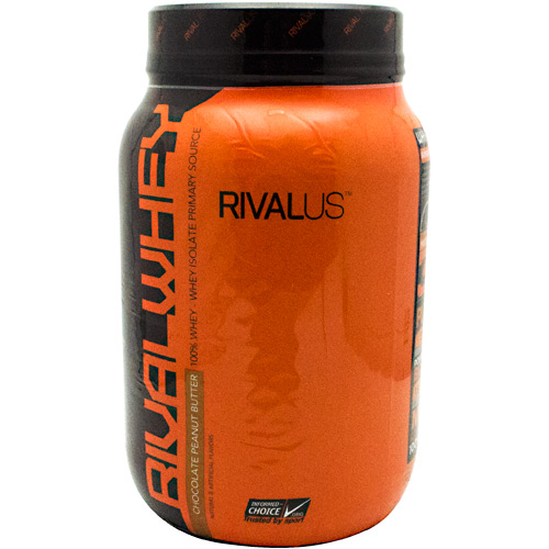 Rivalus Rival Whey - Chocolate Peanut Butter - 2 lbs