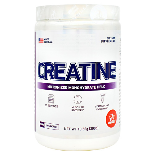 Midway Labs Creatine - Pure Unflavored - 60 ea